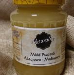 Miód pszczeli Akacjowo-Malinowy 1 kg
